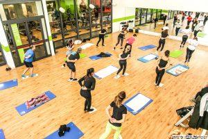 forum space roma evento pilates