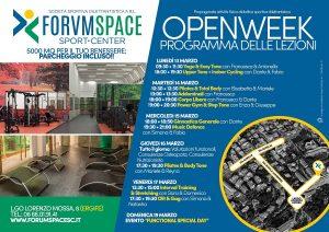open week