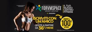 promo settembre forum space
