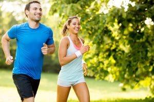 running di coppia