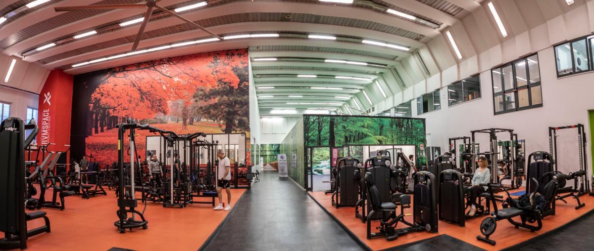 palestra Roma Space Sport Center