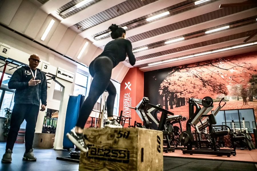 Corsi Fitness Roma - Space Sport Center